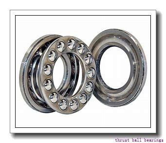 30 mm x 62 mm x 16 mm  SKF NJ 206 ECJ thrust ball bearings