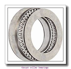 100 mm x 210 mm x 54 mm  ISB 29420 M thrust roller bearings