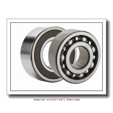 55 mm x 100 mm x 21 mm  SKF 7211 BECBM angular contact ball bearings