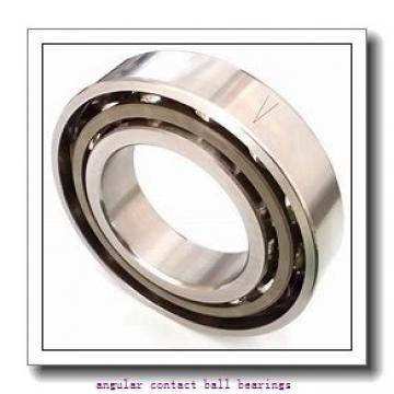 55 mm x 90 mm x 18 mm  NACHI 7011DB angular contact ball bearings