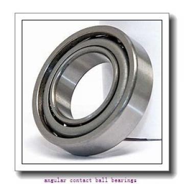 ISO 7406 ADT angular contact ball bearings