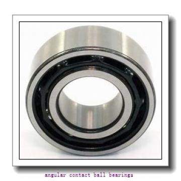 20 mm x 47 mm x 14 mm  ISO 7204 C angular contact ball bearings
