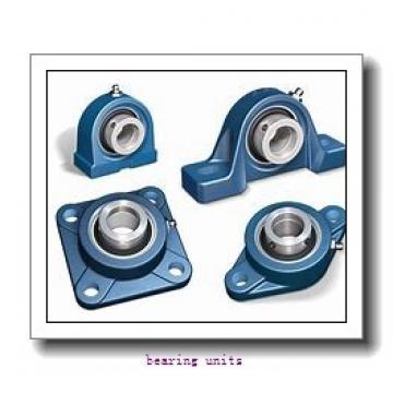 SNR UCFL212 bearing units