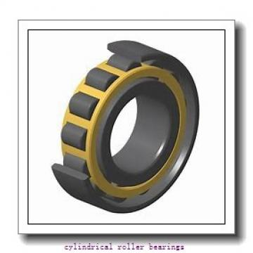 100 mm x 215 mm x 73 mm  ISO NJF2320 V cylindrical roller bearings