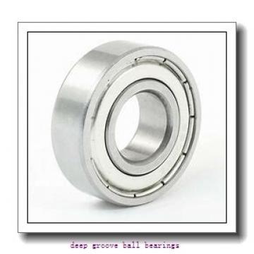 30 mm x 55 mm x 13 mm  CYSD 6006 deep groove ball bearings