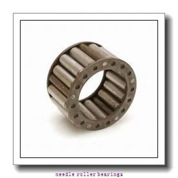 NBS HK 1522 - ZW needle roller bearings