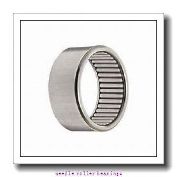 IKO BHA 1012 Z needle roller bearings
