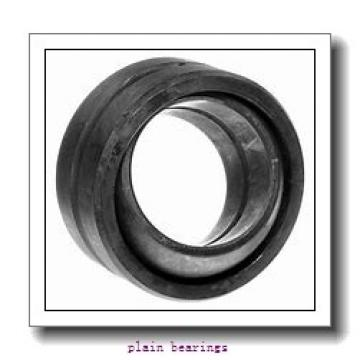 INA GE320-DW plain bearings