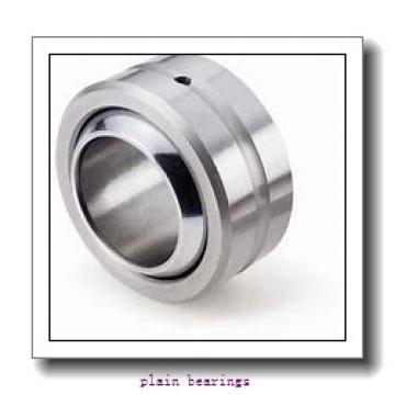 20 mm x 42 mm x 25 mm  IKO GE 20GS-2RS plain bearings