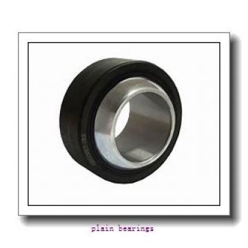 254 mm x 381 mm x 190,5 mm  LS GEZ254ES-2RS plain bearings