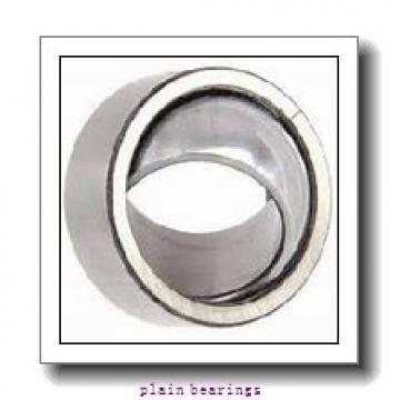 101,6 mm x 158,75 mm x 152,4 mm  SKF GEZM400ES-2RS plain bearings