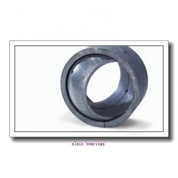 35 mm x 55 mm x 35 mm  FBJ GEEW35ES-2RS plain bearings