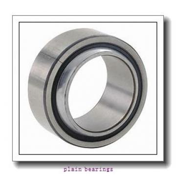 20 mm x 35 mm x 16 mm  ISO GE20UK-2RS plain bearings
