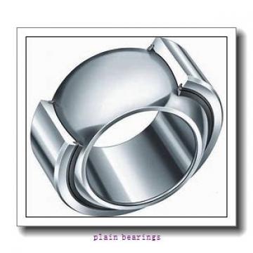 AST GEG20ES-2RS plain bearings