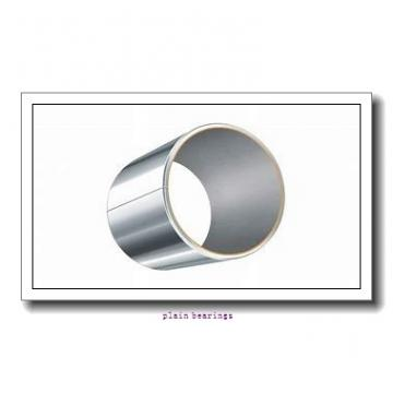 6 mm x 16 mm x 9 mm  INA GAKFR 6 PW plain bearings