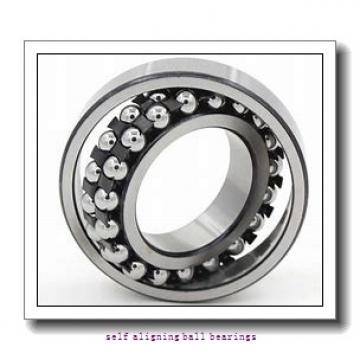 40 mm x 90 mm x 33 mm  NKE 2308-2RS self aligning ball bearings