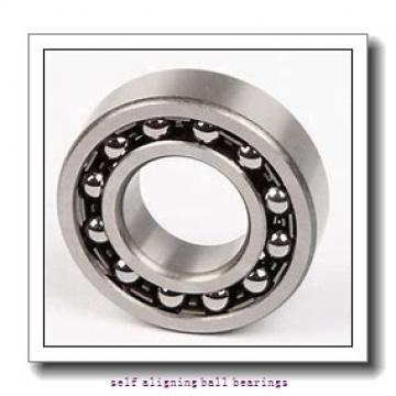 25 mm x 62 mm x 24 mm  ISB 2305-2RSTN9 self aligning ball bearings