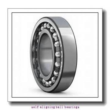 25 mm x 52 mm x 15 mm  NTN 1205SK self aligning ball bearings