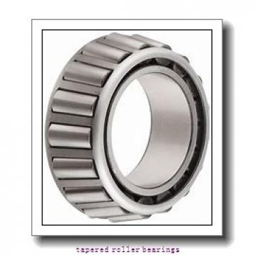 47,625 mm x 95,25 mm x 29,37 mm  ISO HM804846/10 tapered roller bearings