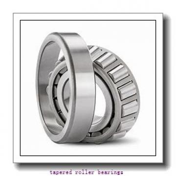 50,8 mm x 104,775 mm x 36,512 mm  FBJ 59200/59412 tapered roller bearings