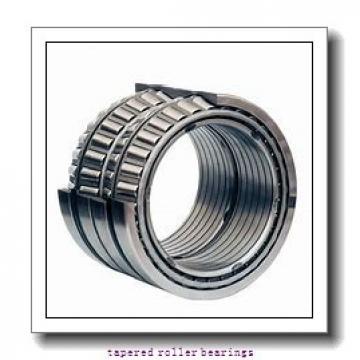Toyana 02878/02820 tapered roller bearings