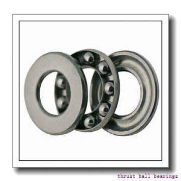 ISO 51228 thrust ball bearings