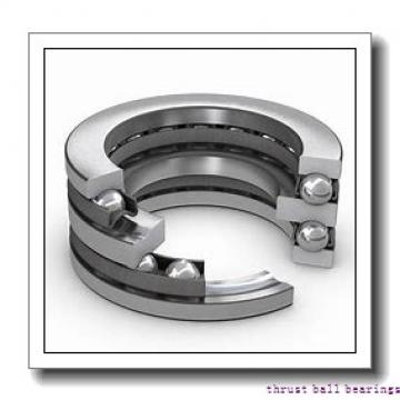 55 mm x 120 mm x 29 mm  SKF NUP 311 ECJ thrust ball bearings