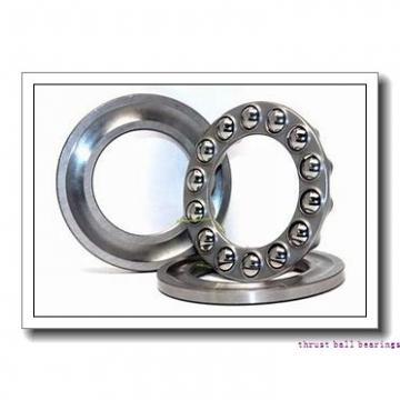 NKE 53318+U318 thrust ball bearings