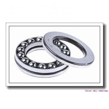 INA D38 thrust ball bearings