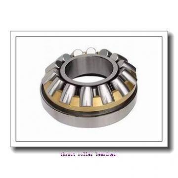 INA 89320-M thrust roller bearings