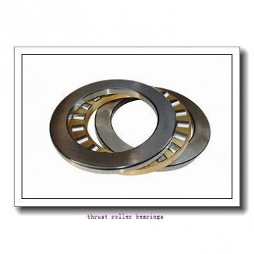 NKE 81138-MB thrust roller bearings