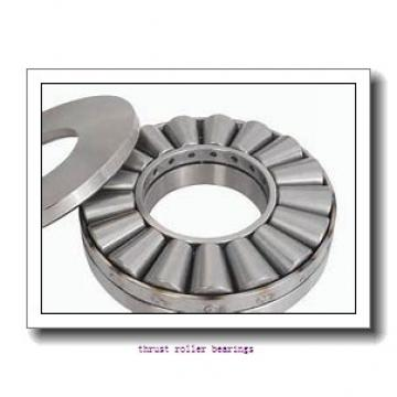 ISO 29344 M thrust roller bearings