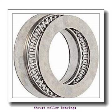 25 mm x 42 mm x 3 mm  NBS 81105TN thrust roller bearings