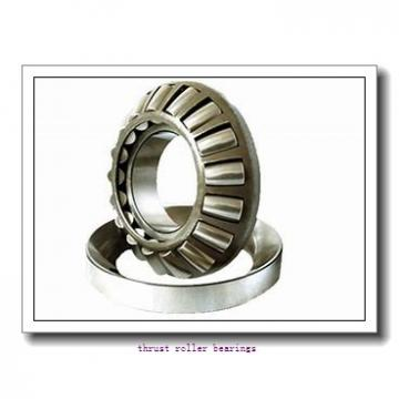 Toyana 89438 thrust roller bearings