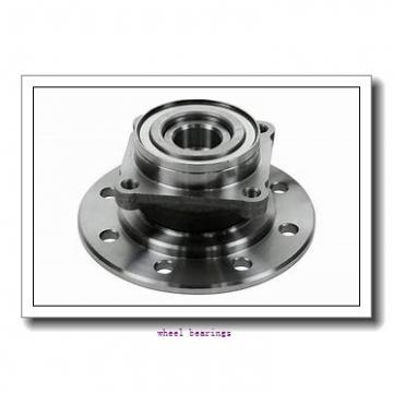 Toyana CX095 wheel bearings