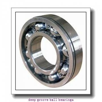 4 mm x 11 mm x 4 mm  ISO 619/4-2RS deep groove ball bearings