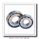 70 mm x 100 mm x 19 mm  NSK 70BNR29HV1V angular contact ball bearings