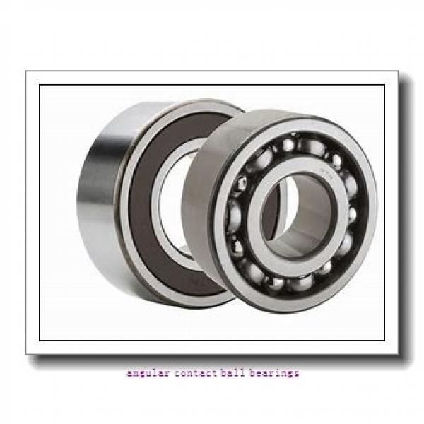 120 mm x 215 mm x 40 mm  NTN 7224DT angular contact ball bearings #1 image