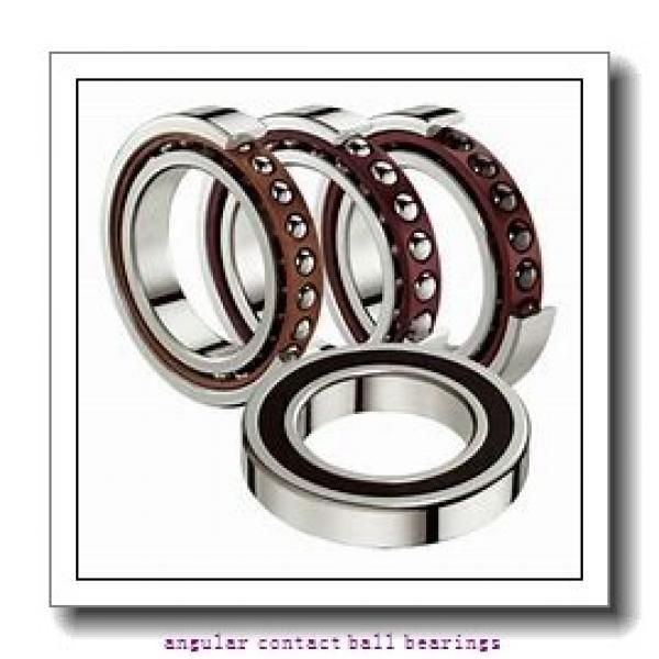 38,1 mm x 47,625 mm x 4,763 mm  INA CSEAA 015 TN angular contact ball bearings #1 image