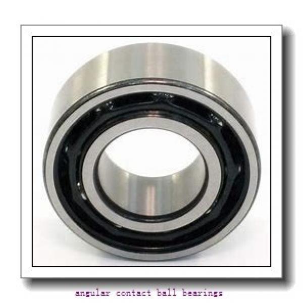 20 mm x 47 mm x 14 mm  ISO 7204 C angular contact ball bearings #1 image