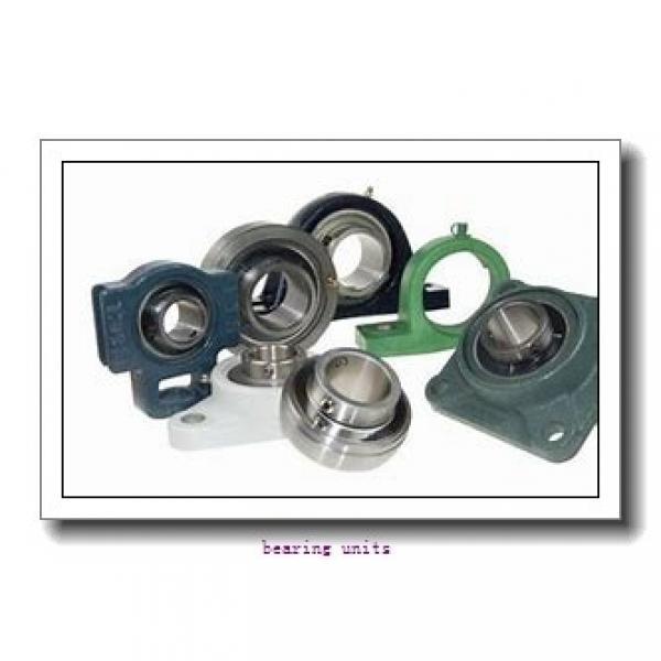 SNR EXSP206 bearing units #3 image