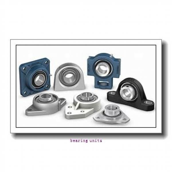 SNR UCFL317 bearing units #1 image