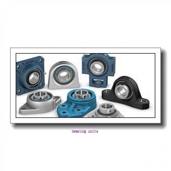 KOYO NAPK201 bearing units #1 image