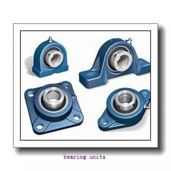SNR EXEHE201 bearing units #1 image