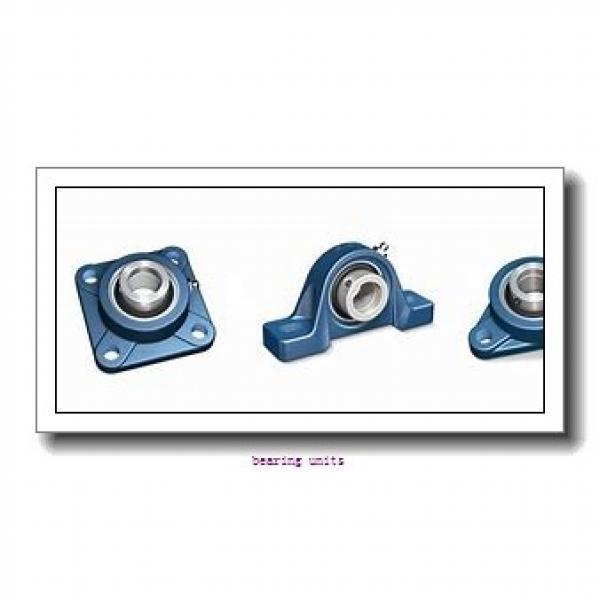 KOYO NAPK201 bearing units #3 image