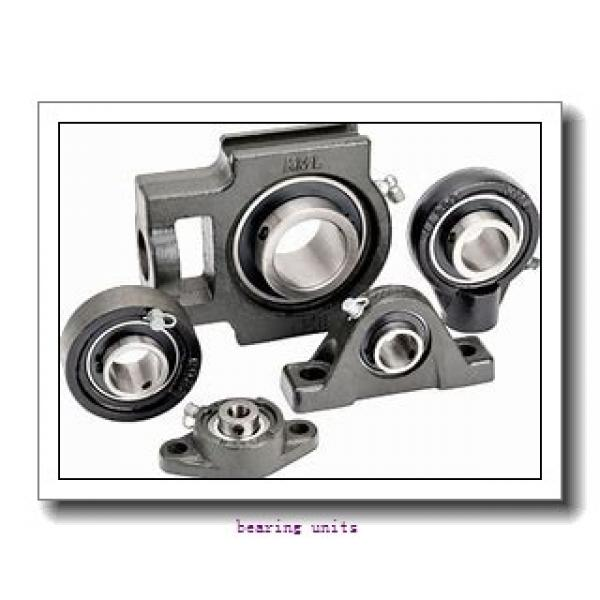 SNR EXEHE201 bearing units #2 image