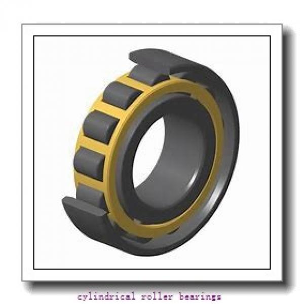 50 mm x 90 mm x 20 mm  NKE NJ210-E-MPA+HJ210-E cylindrical roller bearings #1 image