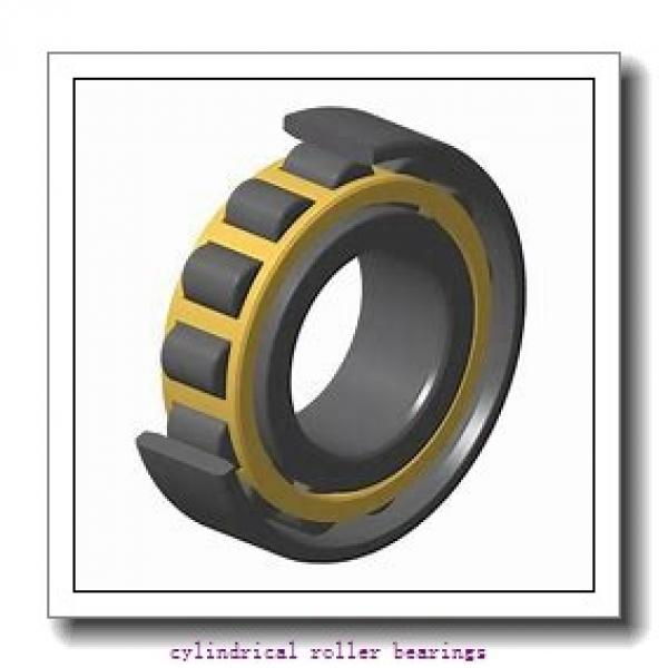 65 mm x 140 mm x 33 mm  NKE NUP313-E-M6 cylindrical roller bearings #1 image