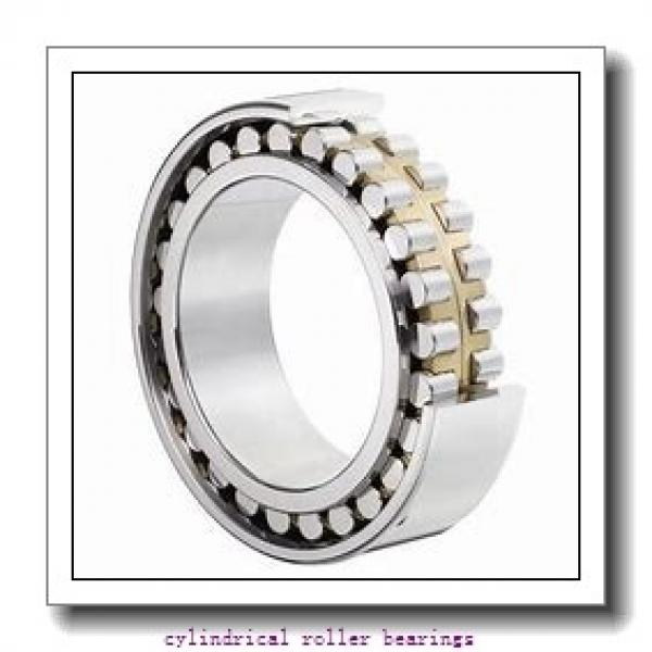 80 mm x 170 mm x 39 mm  ISO NUP316 cylindrical roller bearings #2 image
