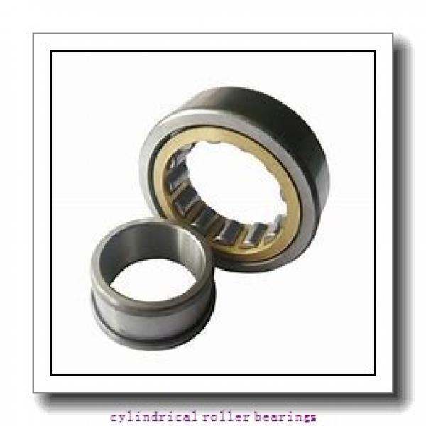 90 mm x 160 mm x 40 mm  FBJ NJ2218 cylindrical roller bearings #1 image